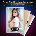 "10"" Tablet PC Android 9.0 Pad Octa Core 4 128GB HD Dual Camera WIFI Dual SIM GPS"