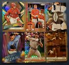 2019 Topps Chrome Sepia 1984 35th Anniversary Refractor Xfractor Inserts U Pick