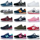 NEW Balance 574 Running Shoes Casual Lace Uomo e Donne Scarpe Size 36-47