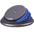 QI Wireless Charger Fast Charging Stand Lamp For iPhone 11 XR X 8 Samsung S10 S8