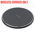 10W Qi Wireless Charger Pad Fast Charging Dock For iPhone 11 X XR Samsung S10 S9
