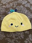 Gymboree Lemon Beanie Hat