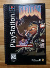 Doom - PS1 PlayStation 1 Long Box - Complete