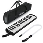 32 Keys Melodica Keyboard Pianica for Beginners with Mouthpiece Carrying Bag