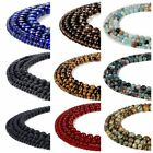 Внешний вид - 6mm 8mm10mm Natural Stone Gemstone Round  Loose Energy Beads For Jewelry Making