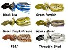 Z-Man 3/4 oz. Chatterbait Freedom CFL Bladed Jig - Choice of Colors
