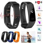 Smart Watch Wristband Fitness Activity Tracker Blood Pressure/Heart Rate Monitor