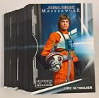 2019 Topps Star Wars Masterwork HEROES OF THE REBELLION Inserts (Pick Your Own) $3.49 USD on eBay