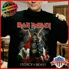 NEW IRON MAIDEN T-Shirt Legacy of the Beast Tour 2019 Black image