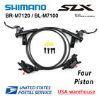 SHIMANO SLX BR-M7120 BL-M7100 Bike 4-Piston MTB Hydraulic Disc Brake Set (OE)