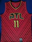 New Atlanta Hawks Trae Young # 11 Red Basketball Jersey Size: S -XXL on eBay