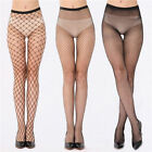 3Packs Fashion Women's Mesh Fishnet Net Pattern Pantyhose Tights Stockings Socks
