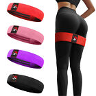 Hip Circle Resistance Band Fitness Loop Elastic Booty Legs Exercise Bands Glute image