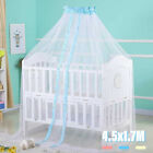 Baby Bed Canopy Mosquito Net Breathable Toddlers Crib Netting Foldable Summer  image