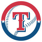 Texas Rangers cornhole set of 2 decals ,Free shipping, Made in USA #2 on Ebay