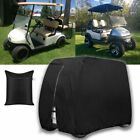 Waterproof Sunproof Outdoor Golf Cart Cover for EZ GO Club Car Yamaha Golf Carts