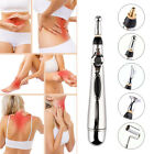 Electronic Acupuncture Pen Electric Meridians Laser Body Massager Machine Magnet photo