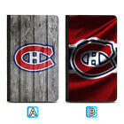 Montreal Canadiens Leather Passport Holder Cover Case Travel Wallet $7.99 USD on eBay