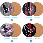 Houston Texans Wood Coaster Coffee Drink Tea Cup Mat Mug $4.69 USD on eBay