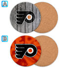 Philadelphia Flyers Wood Coaster Coffee Drink Tea Cup Mat Mug Pad $4.69 USD on eBay