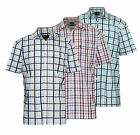 Champion Mens Doncaster Country Casual Short Sleeve Shirt