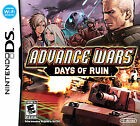 Advance Wars: Days of Ruin Nintendo Video Game Used - Acceptable