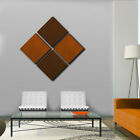 """Acoustic Panels in DMD Mesh Fabric Half-Size 2'x2'x2"""" 1 Panel 8 Available Colors"""