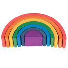 LEARNING ADVANTAGE WOODEN RAINBOW ARCHITECT ARCHES 73412