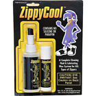 YKK Zippy Cool Cleaning Fluid & Lubricating Stick, Complete Zipper Care System