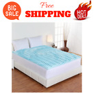 Authentic Comfort 2-Inch Orthopedic 5-Zone Foam Mattress Topper image