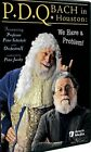 P.D.Q. BACH IN HOUSTON WE HAVE A PROBLEM DVD New Sealed