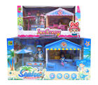 Kids Shop - Seafood Ice Cream - Store Role Sound Lighting Play Fun Toy Gift