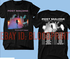 POST MALONE t-shirt Runaway Tour 2020 Second Leg - Hip Hop RnB Rap Music Tee !!! image