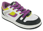 Hi-Tec R155 Sport Running Lace Black Silver Boys Trainers Shoes  UK sizes 13,1,5