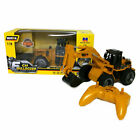 Remote Control 1:18 Die Cast Construction Vehicle - Digger Dumper Kids Play Fun