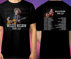 WILLIE NELSON TOUR DATES 2020 BLACK US shirt for man| awesome gift| amazing gift