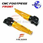 For XB9SX City Cross XB9S Lightning 2003+ Rider Footpegs Footrests