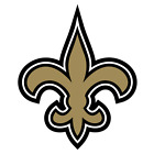 New Orleans Saints decals,corn hole set of 2 decals ,Free shipping, Made in USA $15.28 USD on eBay
