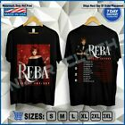New Reba McEntire T-Shirt Live In Concert 2020 Tour Dates Shirt S-5XL image