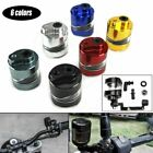 Aluminum Motorcycle Brake Clutch Master Cylinder Fluid Reservoir Tank Oil Cup $37.9 USD on eBay