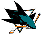 San Jose Sharks  corn hole set of 2 decals ,Free shipping, Made in USA # $28.66 USD on eBay