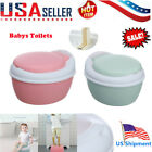Multi-Stage 3-in-1 Kids Potty Training Seat Toilet Chair for Child Toddler image