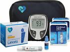 O'Well Contour Next Complete Diabetic Blood Glucose Testing Kit