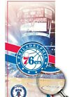 Philadelphia 76ers Cornhole Wrap Decal Sticker Smooth Surface Texture Single LS on eBay