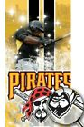 Pittsburgh Pirates Cornhole Wrap Decal MLB Sticker Surface Texture Single LS on Ebay