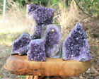 Kyпить Clearance Amethyst Cut Base Crystal Geodes - Natural Quartz Cluster Specimens на еВаy.соm