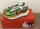 Sacai x Nike LVD Waffle Daybreak Men(yellow) and (green)Running Trainers Shoes