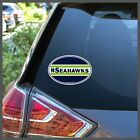 NFL Seattle Seahawks Sea Hawks #Seahawks Bumper Sticker Decal or Car Magnet $12.95 USD on eBay
