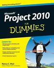 Project 2010 For Dummies Muir, Nancy C. Paperback Used -