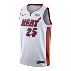 Miami Heat - Kendrick Nunn Nike Men's Sponsor Patch NBA Swingman Player Jersey on eBay